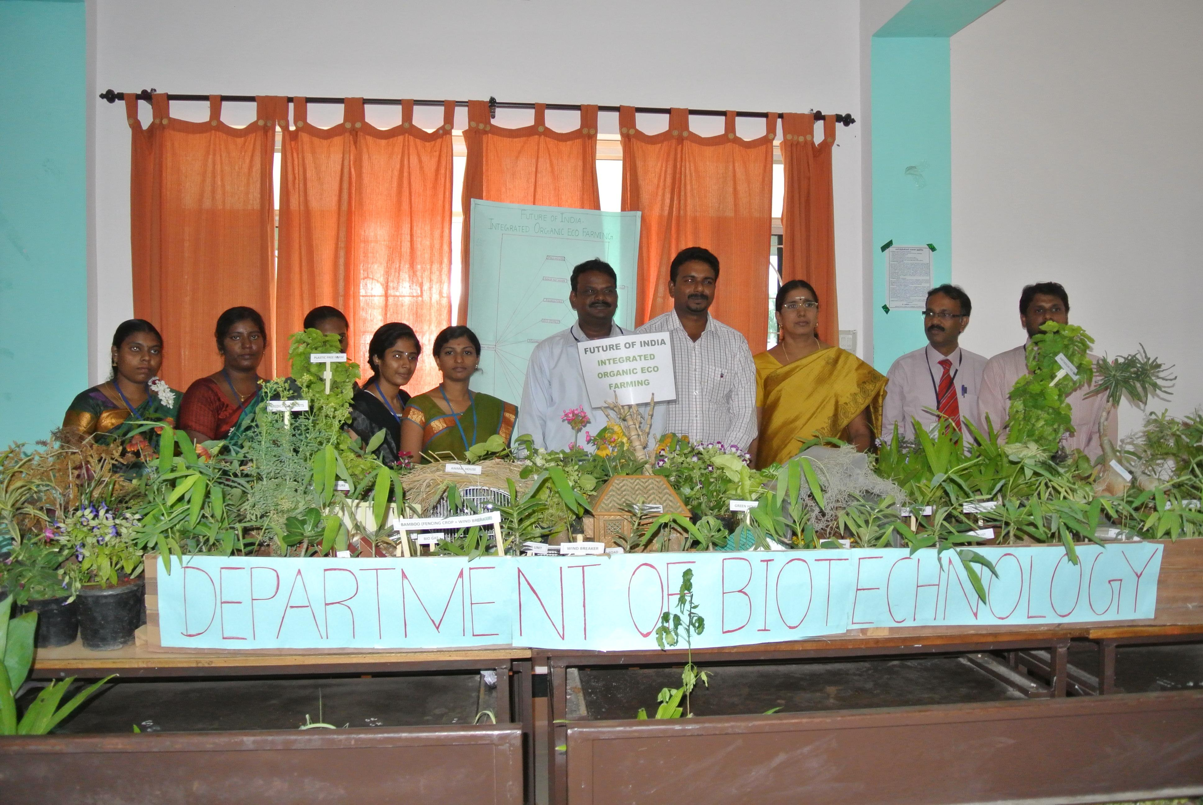 Participation of State Level Science Exhibition at Vivekananda College